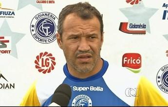 Aparecidense contrata experiente Romerito e tenta jogadores do Goiás