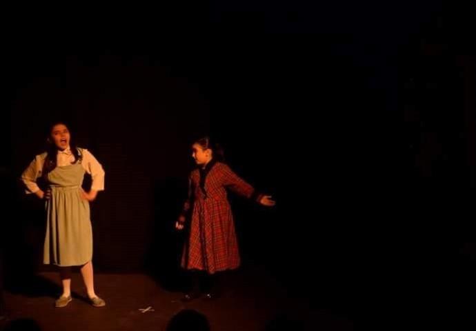 anna lira the voice kids teatro interpretação (Foto: Arquivo Pessoal)