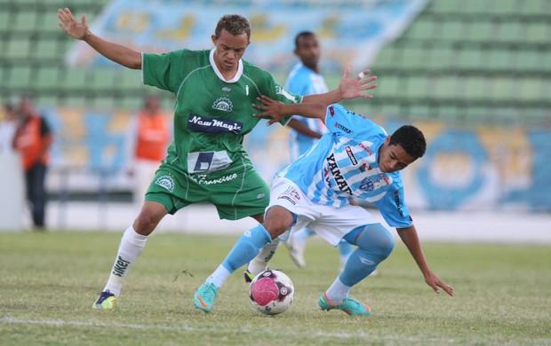 No último encontro entre as duas equipes, os cearenses acabaram levando a melhor e venceram por 1 a 0 (Foto: Normando Sócrates)