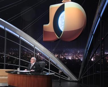 Confira como será o cenário do Programa do Jô em 2015 (Marcos Mazini/Gshow)