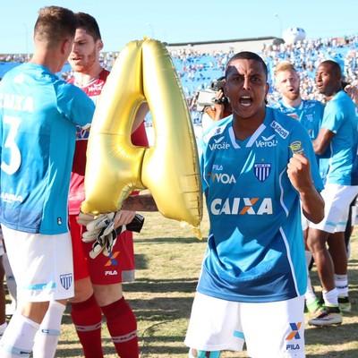 Capa Avaí (Foto: Jamira Furlani/Avaí FC)