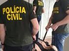 Secretário e empresário estão entre presos em operações do MP em SC