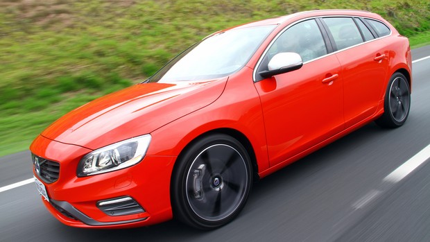 Veja fotos da linha Volvo R-Design 2014