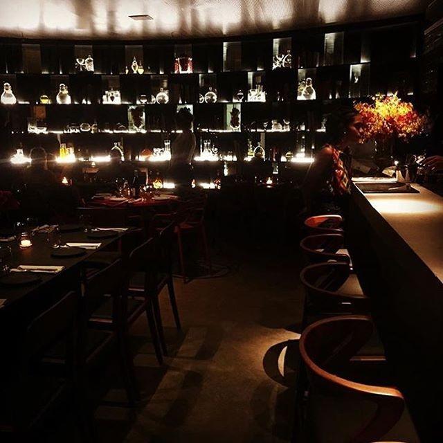 O ambiente do Recreo Bar, em São Paulo (Foto: Reprodução/Instagram)