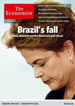 Capa The Economist (Foto: The Economist)