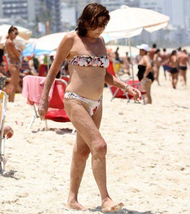 Betty Faria (Foto: AgNEws)