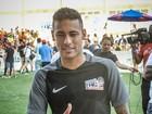 Neymar participa de torneio de futebol com Wesley Safadão
