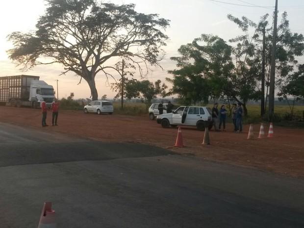 Fiscais da adapec realizaram ações que apreenderam cerca de 154 bovinos no norte do Tocantins (Foto: Divulgação/Adapec)
