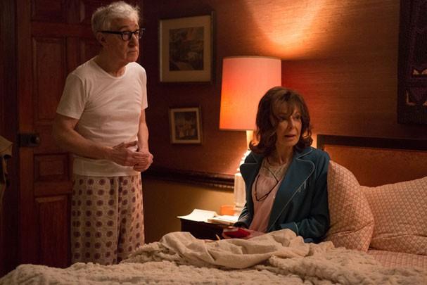 "Woody Allen em cena de ""Crisis in Six Scenes"" (Foto: Divulgação)"
