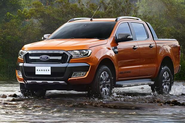 Ford Ranger Wildtrack (Foto: Divulgação)