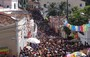 A tera de carnaval em Olinda (Katherine Coutinho / G1)