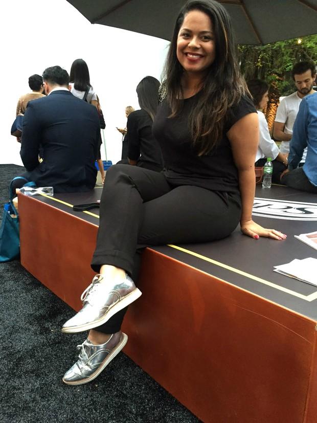Raquel Cirqueira (Foto: Cristiane Rodrigues / EGO)