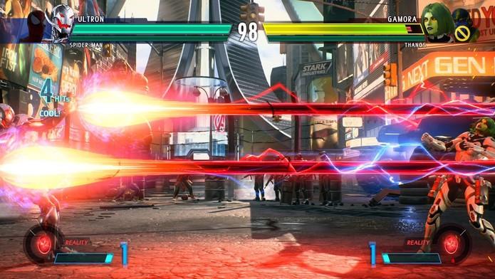 Marvel vs. Capcom Infinite (Foto: Reprodução/Felipe Vinha)