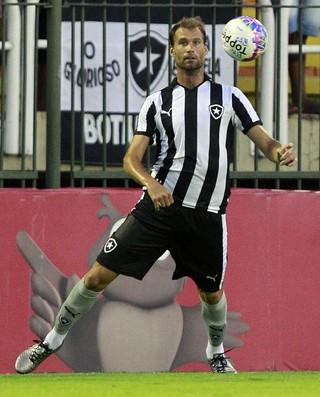 Carli, Botafogo (Foto: Vitor Silva/SSPress/Botafogo)