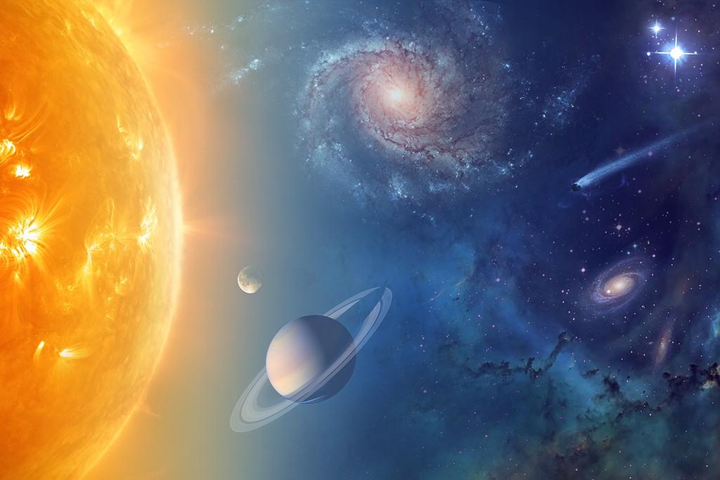 A fascinante história da água no Sistema Solar e no Universo