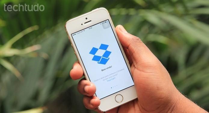 Como escanear e salvar documentos com o Dropbox para iPhone (Foto: Anna Kellen Bull/TechTudo)