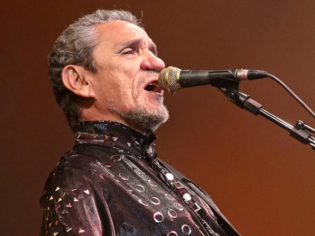 O cantor Zé Ramalho se apresenta nesta quinta-feira (30) na festa de São João, em Ceilândia  (Foto: Divulgação)