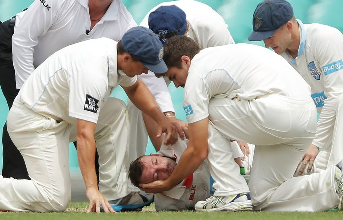 Phillip Hughes criquete (Foto: Getty Images)