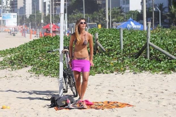 Leticia Wiermann (Foto: Jc Pereira /AgNews)
