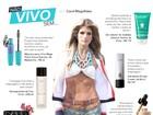 Carol Magalhães revela seus dez produtos de beleza indispensáveis