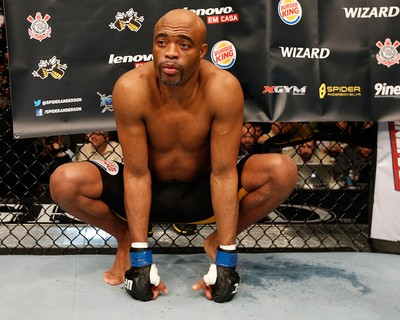 UFC Chris Weidman x Anderson Silva MMA (Foto: Getty Images)