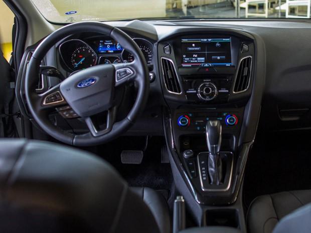 Ford Focus Fastback (Foto: Victor Moryama/G1)