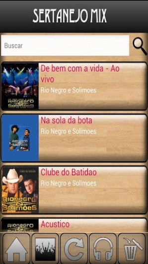 Sertanejo Mix