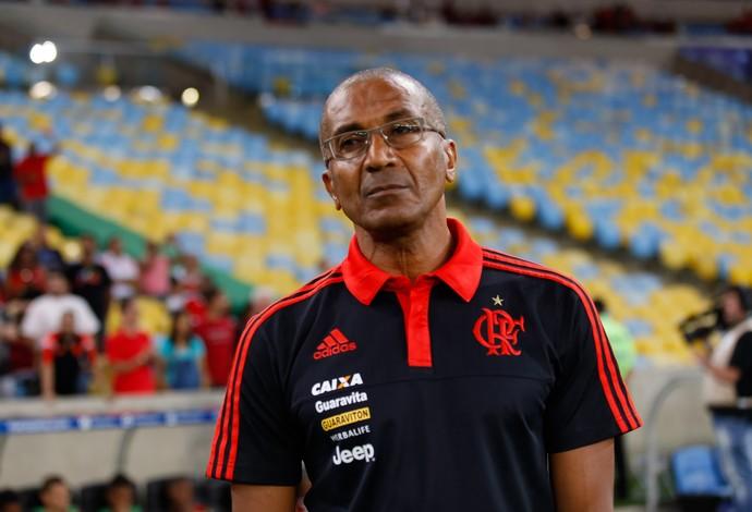 Cristóvão Borges Flamengo x Atlético-PR (Foto: GUSTAVO SEREBRENICK/BRAZIL PHOTO PRESS/ESTADÃO CONTEÚDO)
