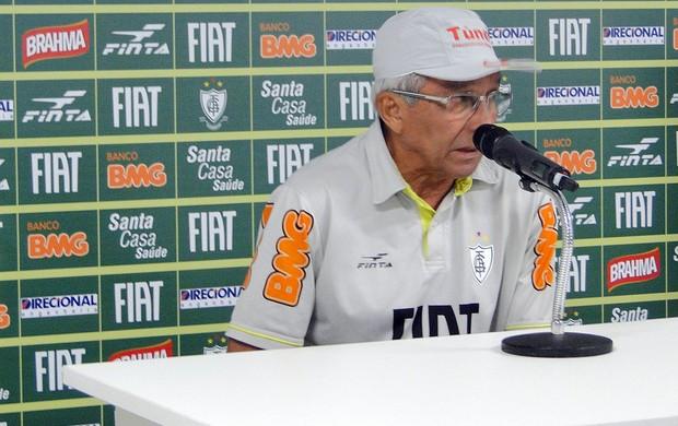 Givanildo Oliveira, América-MG (Foto: Gabriel Medeiros / Globoesporte.com)