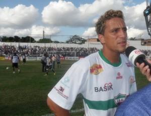 Luiz Paulo - CSE (Foto: Romario Silva/Palmeira Esporte)