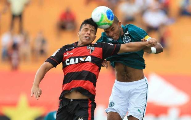 Atlético-GO x Goiás - Final Campeonato Goiano 2014 (Foto: Wildes Barbosa / O Popular)