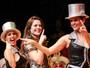 Miss Brasil 2014, Melissa Gurgel vai de faixa ao teatro