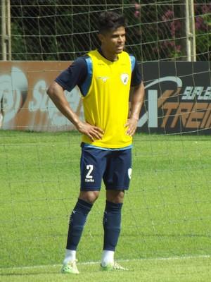 Lucas Ramon Londrina (Foto: Rafael Ribeiro/SM Sports)
