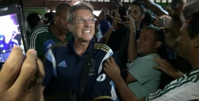 Oswaldo de Oliveira Palmeiras (Foto: Felipe Zito)