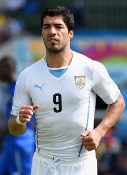 Luis Suárez (Foto: Getty Images)