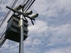 Novo radar passa a multar a partir desta quarta-feira, em Santos