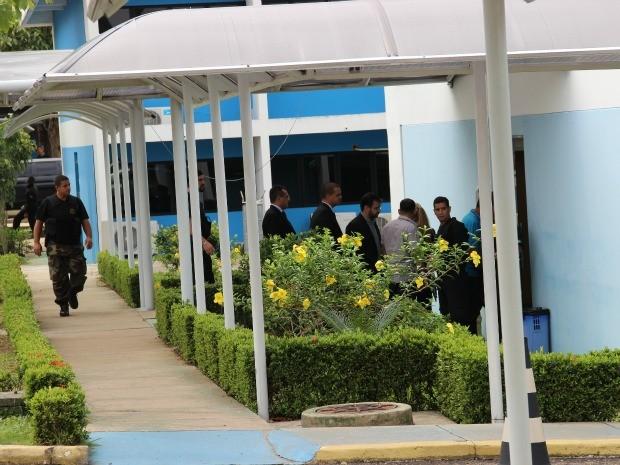 Segundo represetante da OAB-AM, seis advogados estão presos (Foto: Adneison Severiano/ G1 AM)