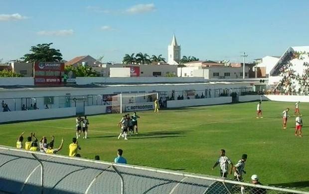salgueiro x botafogo-pb (Foto: Divulgação / Botafogo-PB)