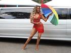 Ana Paula Ferrari é escolhida musa de bloco em São Paulo