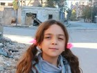 Menina de 7 anos faz diário na internet sobre a guerra na Síria