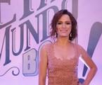 Bianca Bin   Paulo Belote/ TV Globo