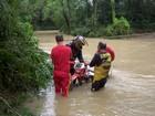 Número de vítimas da chuva passa de 1,4 mil em sete cidades do Paraná