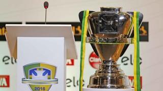 Taça da Copa do Brasil (Foto: Rafael Ribeiro/CBF)