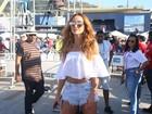 Famosos vão a apuração das notas das escolas de samba do Grupo Especial do Carnaval 2017 do Rio