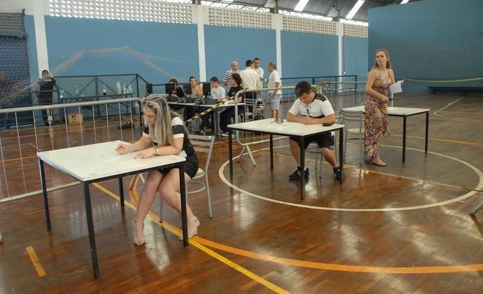 Eleições XV de Piracicaba (Foto: Divulgação / XV de Piracicaba)