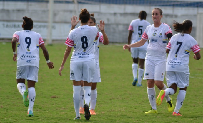 Taubaté x São José Futebol Feminino Portilho (Foto: Filipe Rodrigues)