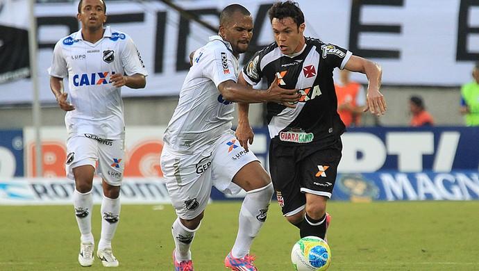 Liel - ABC x Vasco (Foto: Marcelo Sadio / Vasco.com.br)
