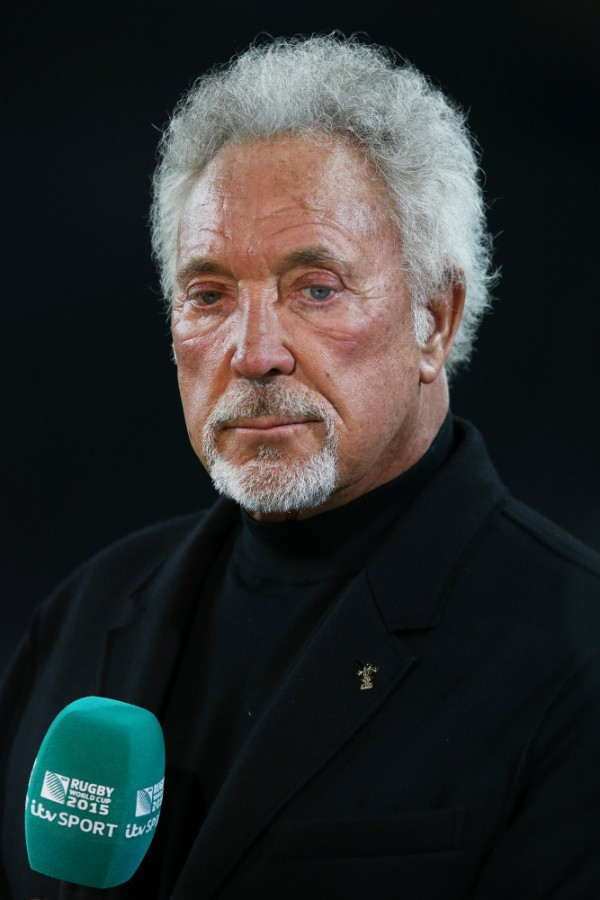 O cantor Tom Jones (Foto: Getty Images)