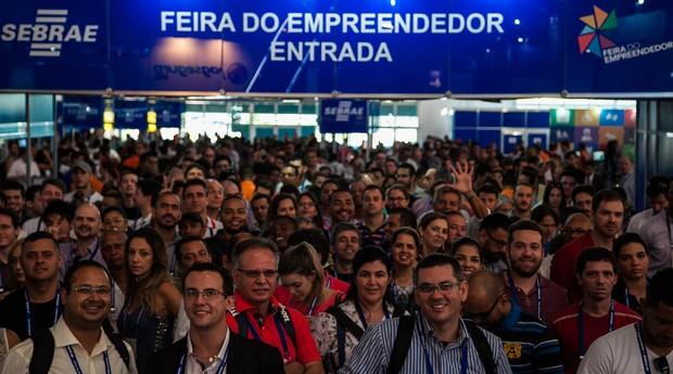 Feira do Empreendedor: saiba como aproveitar o evento para tirar suas dúvidas sobre empreendedorismo (Foto: Reprodução/Flickr Sebrae-SP)