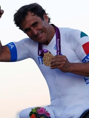zanardi italia londres 2012 (Foto: Reuters)
